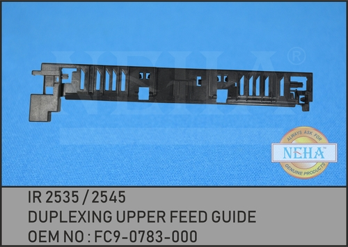 DUPLEXING UPPER FEED GUIDE FC9-0783-000