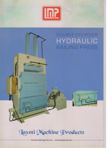 DOUBLE CYLINDER HYDRAULIC PRESS