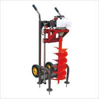 Trolley Type Auger