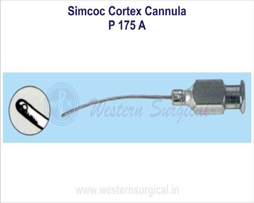simcoc cortex cannula