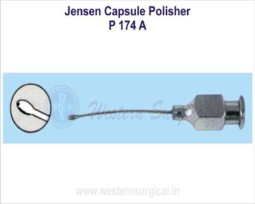 Jensen capsule polisher