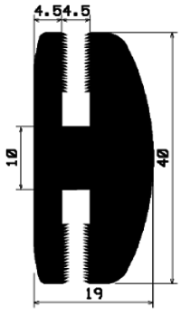 H channel Beading
