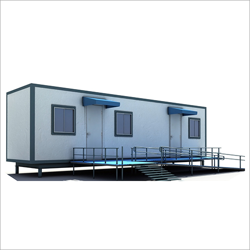 Multipurpose Portable Office Cabin