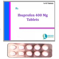 Ibuprofen 400 Mg Tablets