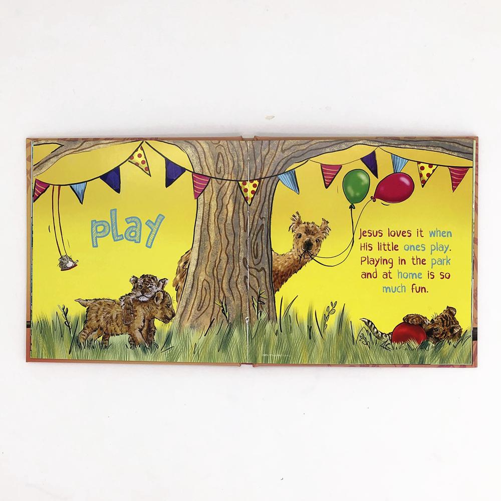 CHILDREN'S HARDCOVER BOOK