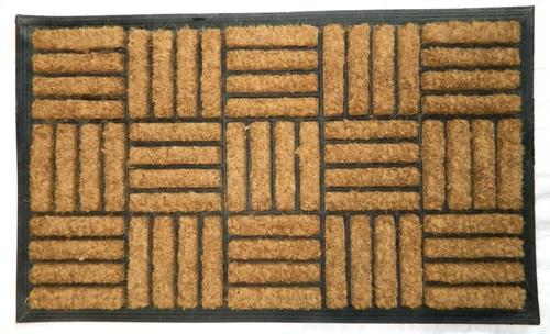 BC20 Moulded Coir Mat