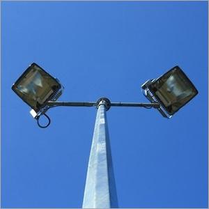 High Mast Octagonal Pole