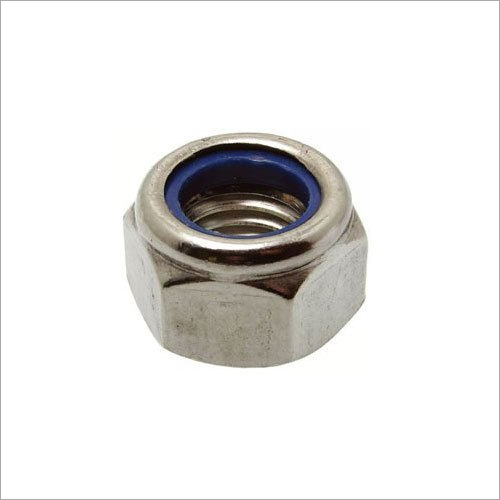 Threaded Nylock Nut