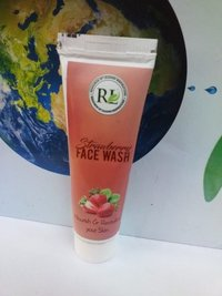 Strawberry Face Wash Rs 65 / PieceGet Latest Price