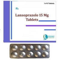 Lansoprazole 15 Mg Tablets