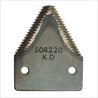 Harvester KD Blade Knife Teeth