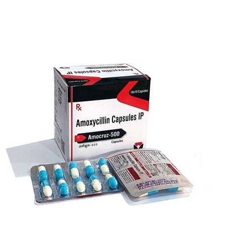 Amoxycillin 500 Capsules