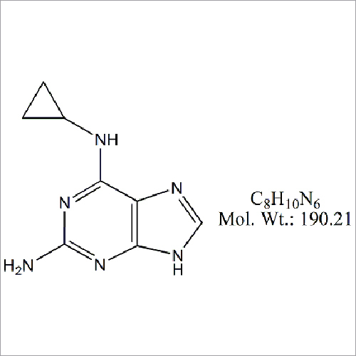 Abacavir Cyclopropyl Diamino Purine Impurity