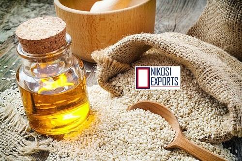 Organic Sesame Oil