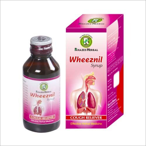 Herbal Wheeznil Cough Syrup