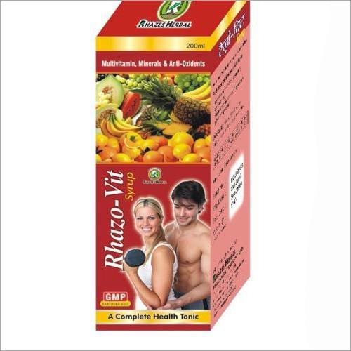 Herbal Rhazo Vit Multivitamin Syrup