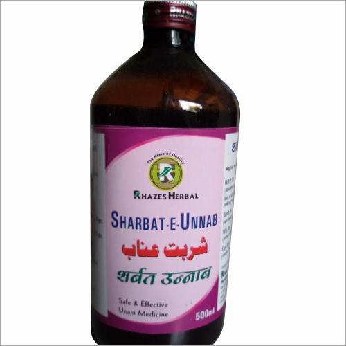 Herbal Sharbat Unnab Syrup