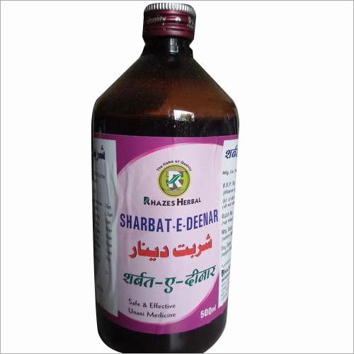 Herbal Sharbat E Deenar Syrup