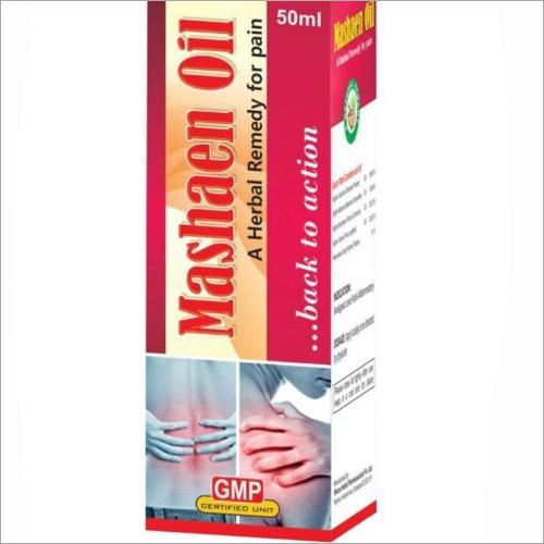 Herbal Mashaen Oil