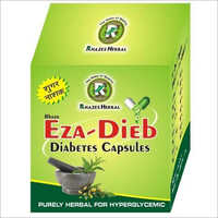 Herbal Eza Dieb Diabetes Capsules