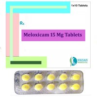 Meloxicam 15 Mg Tablets