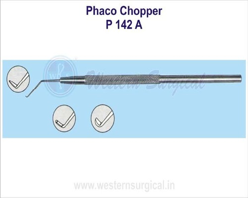 Phaco chopper