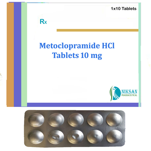 Metoclopramide Hcl 10 Mg Tablets