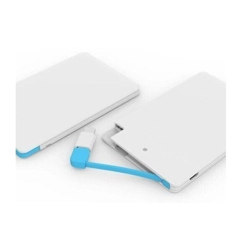 Credit Card Shape Power Bank 4000 MAH