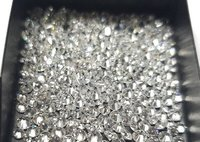 Cvd Diamond 3.30mm GHI VVS VS Round Brilliant Cut Lab Grown HPHT Loose Stones TCW 1
