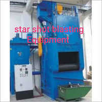 27x36 Shot Blasting Machine