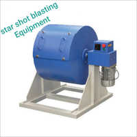 Drum Ball Bearing Blasting Machine