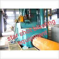 Pipe Shot Blasting Machine
