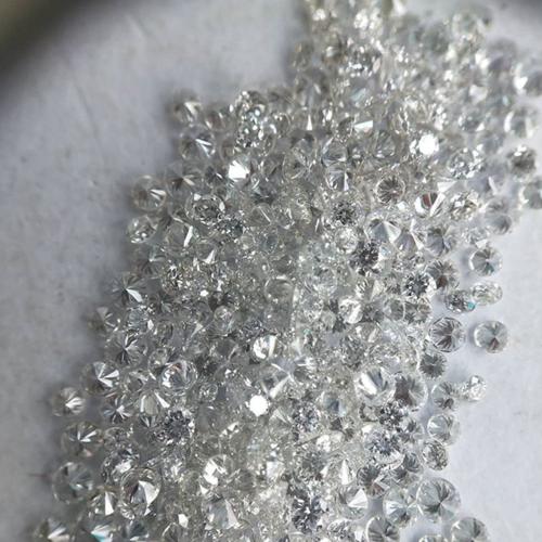 Cvd Diamond 3.70mm GHI VVS VS Round Brilliant Cut Lab Grown HPHT Loose Stones TCW 1