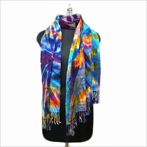 Ladies Multi Color Stole