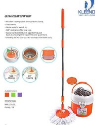 Ultra Clean Spin Mop