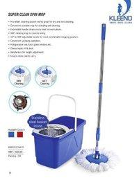 Super Clean Spin Mop