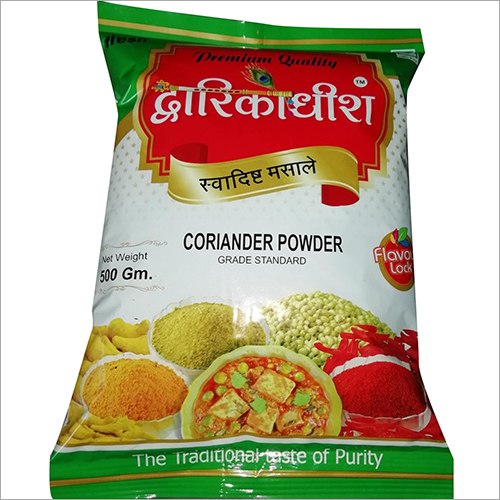 Grounded Masala Powder