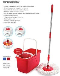 Easy Clean Spin Mop