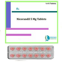 Nicorandil 5 Mg Tablets