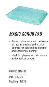 Magic Scrub Pad