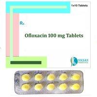 OFLOXACIN 100 MG TABLETS
