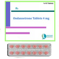 Ondansetrone 4 Mg Tablets