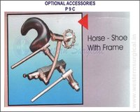 Horse - shoe with Frames