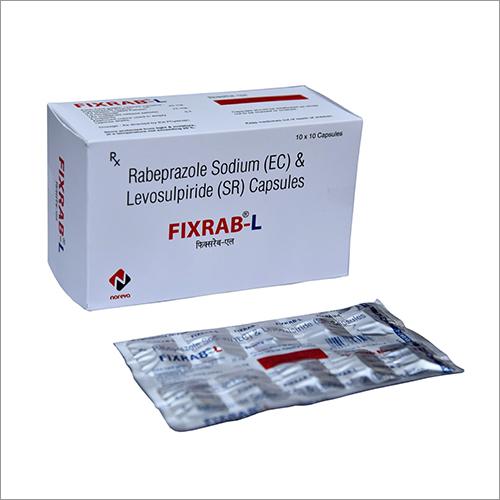 Rabeprazole Sodium And Levosulpiride Capsule
