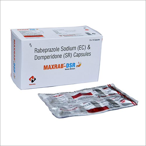 Rabeprazole Sodium And Domperidone Capsule