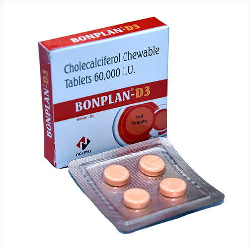 Cholecalciferol Chewable Tablet