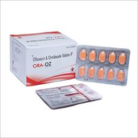 Ofloxacin Ornidazole Tablets IP