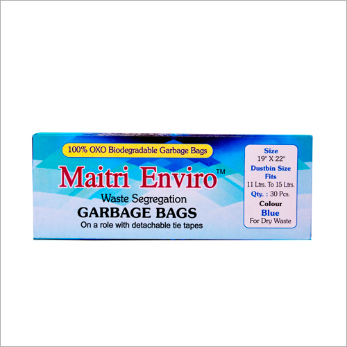 19x22 Inch Eco Friendly Garbage Bag