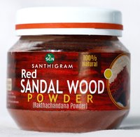 red sandal wood powder