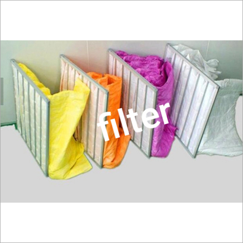 Pollution Control Air Filter